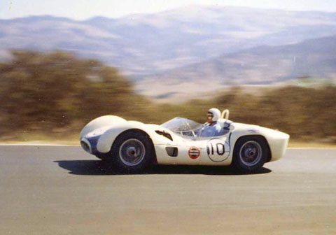 Maserati Birdcage 1961. 1961 he qualified 10th.