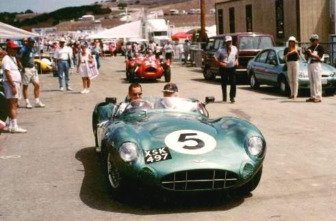 Carroll Shelby Aston Martin