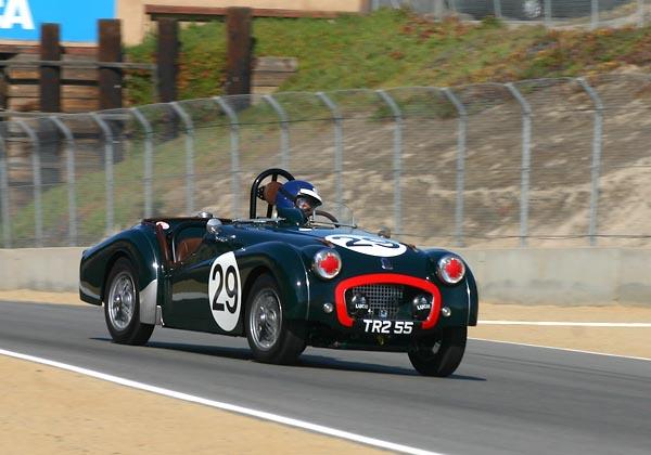 '54 Maserati A6GCS